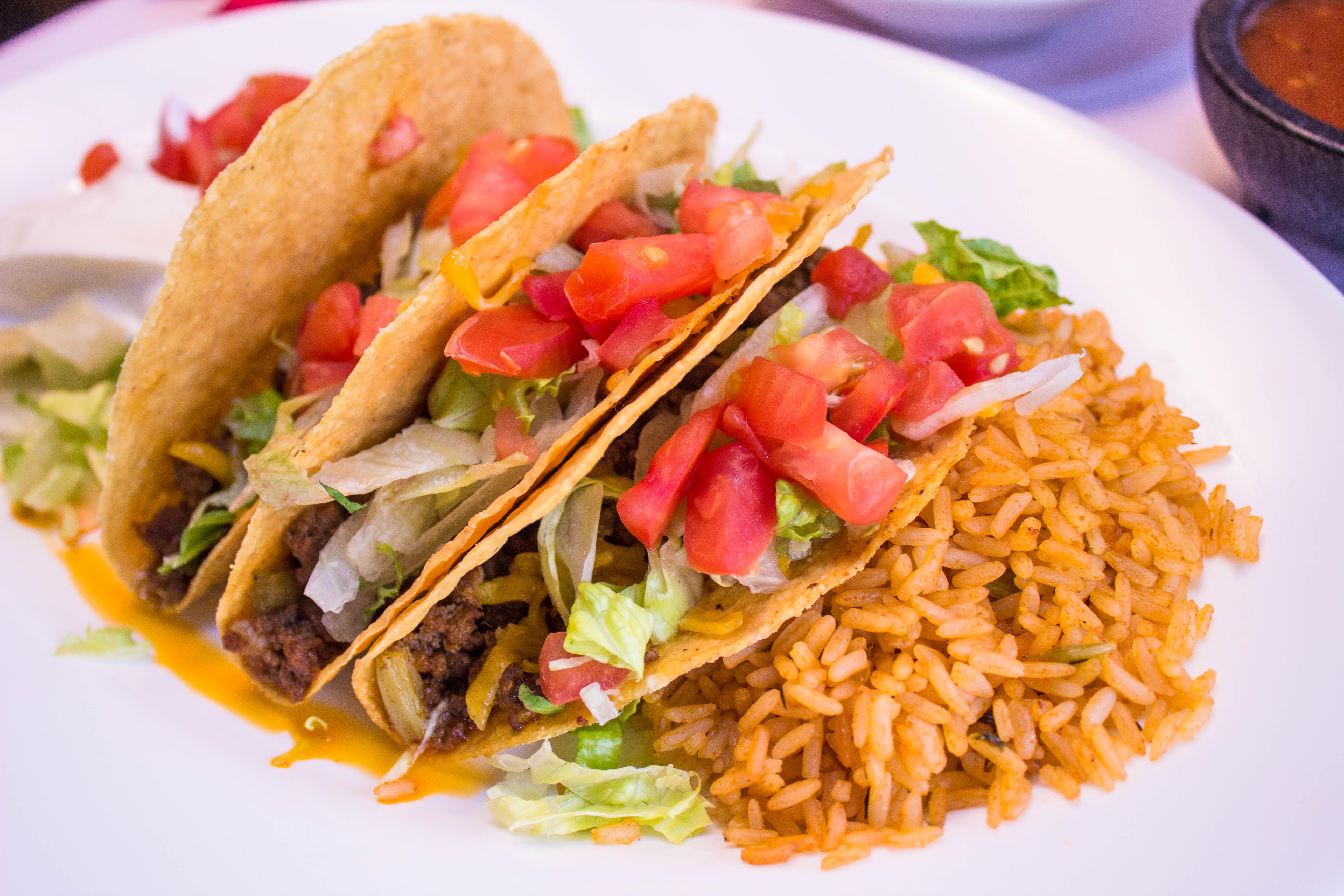 Crispy Taco Dinner